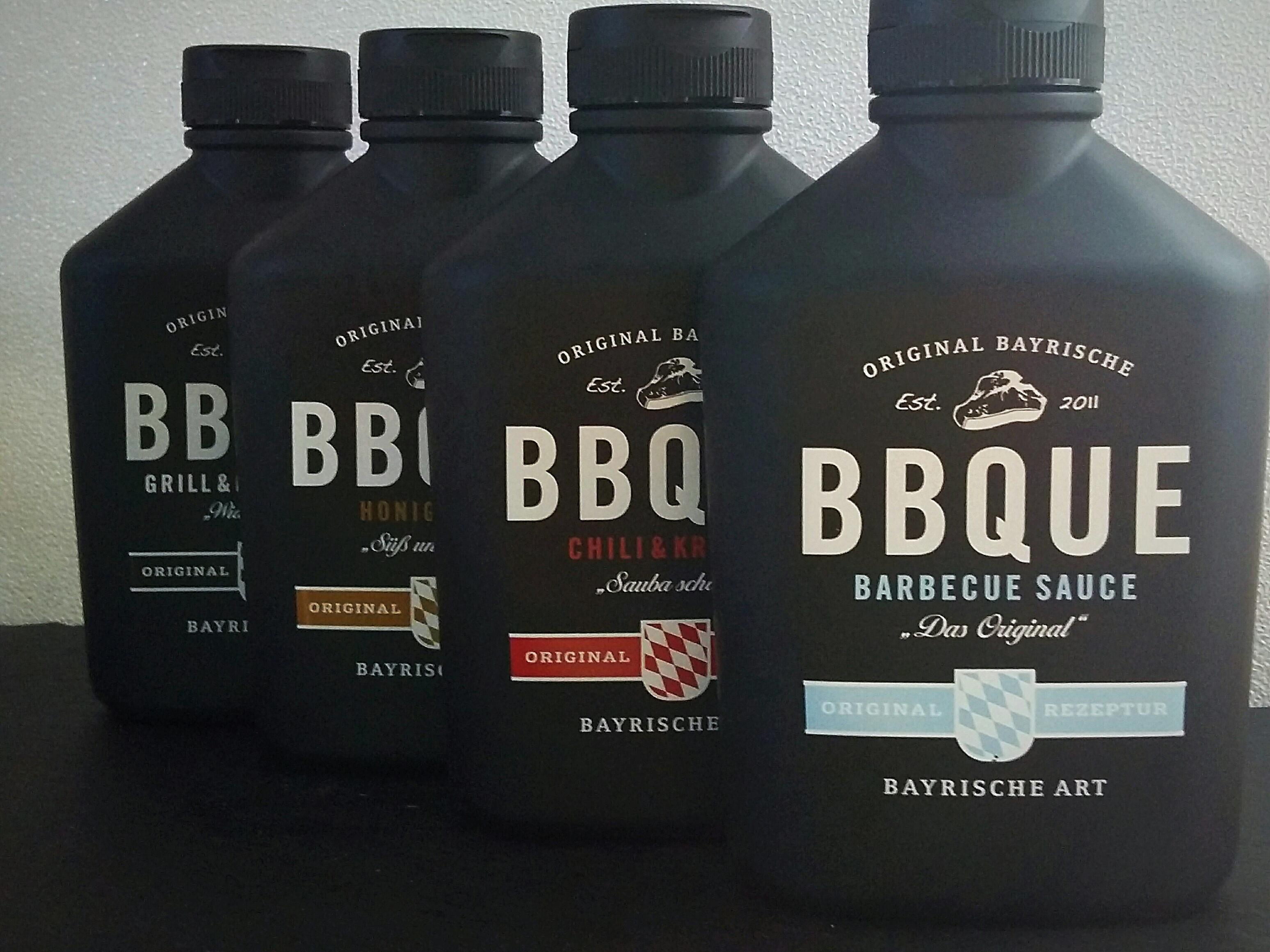 Testing: BBQUE Sauce für euch getestet