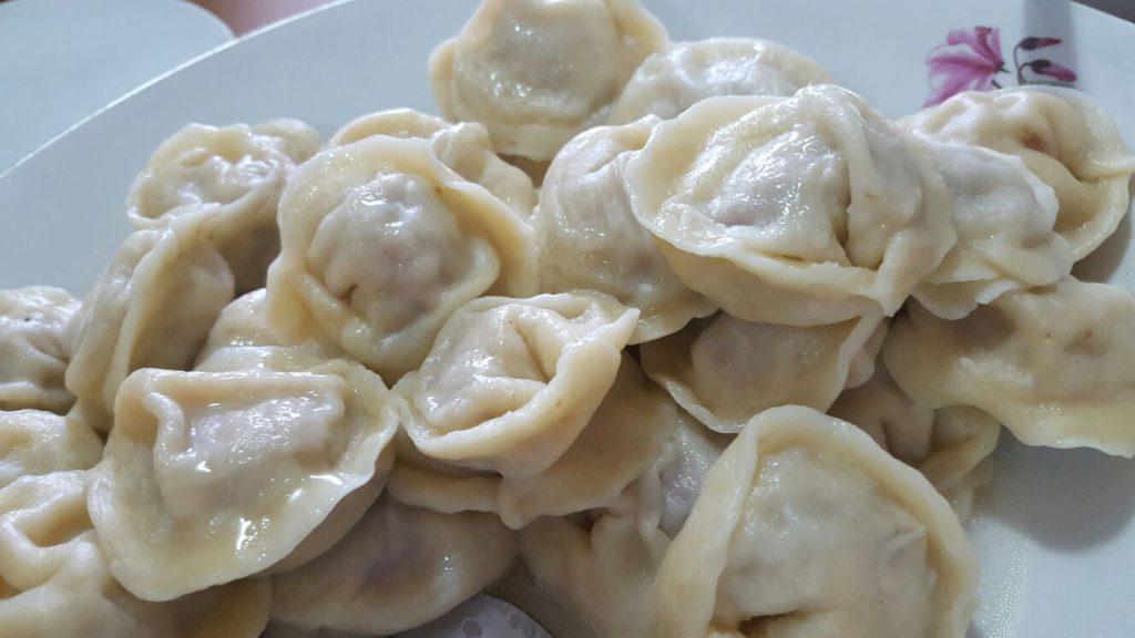 Pelmeni Rezept – russische Nudelspezialität mit Putenhack