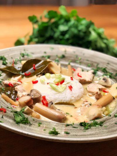 Tom Kha Gai, Rezept zu der vielleicht besten Suppe der Welt, Mr.Nicefood
