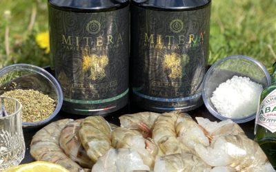 Gambas al ajillo mit MITERA Olivenöl